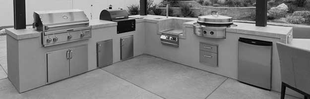 Outdoor Kitchens - Graysen Woods makes Custom Outdoor Kitchens, Outdoor Living Products